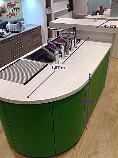 systhema musterk che sch ller c2 halbrunde k cheninsel ausstellungsk che in ravensburg von. Black Bedroom Furniture Sets. Home Design Ideas