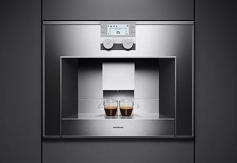 Kaffeevollautomaten cm 250 110 einbau kaffeevollautomat for Gaggenau kaffeevollautomat