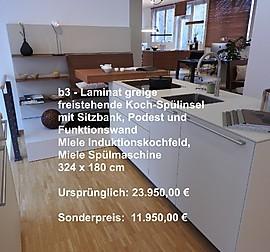 bulthaup musterk che monoblock 1 ml1a7 ausstellungsk che in oldenburg von k che feuer gmbh. Black Bedroom Furniture Sets. Home Design Ideas
