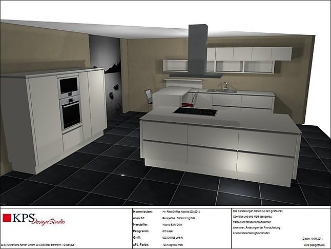 nobilia musterk che angebotsk che nobilia grifflose designk che line n front riva front. Black Bedroom Furniture Sets. Home Design Ideas