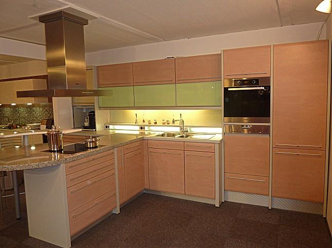 DAN-Küchen-Musterküche Wildbirne: Ausstellungsküche in Attnang ...