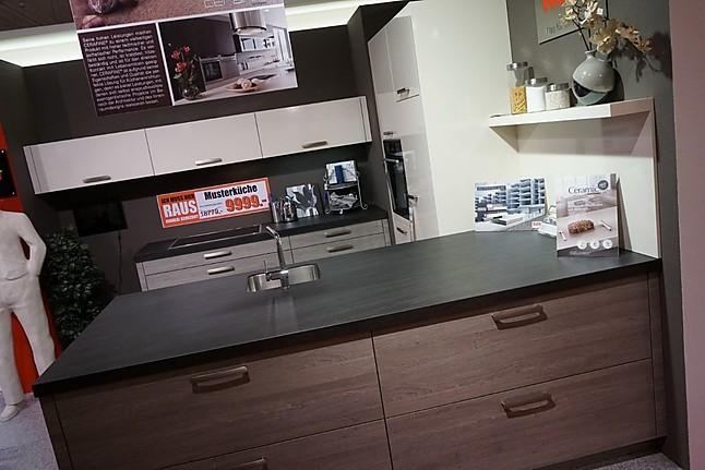 alno musterk che hochwertige langlebige alno einbauk che mit top siemens und aeg ger ten und. Black Bedroom Furniture Sets. Home Design Ideas