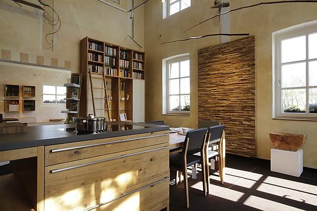 team 7 musterk che k che loft ausstellungsk che in von. Black Bedroom Furniture Sets. Home Design Ideas