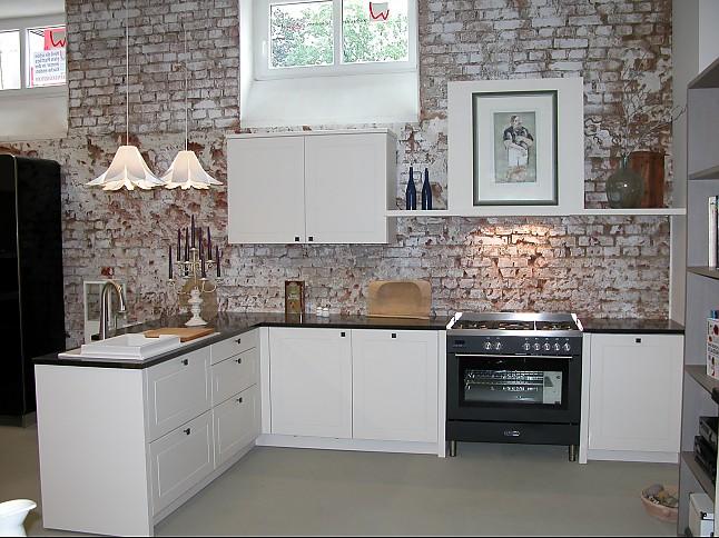 h cker musterk che systemat magnolie matt lackiert ohne ger te ausstellungsk che in jena von. Black Bedroom Furniture Sets. Home Design Ideas