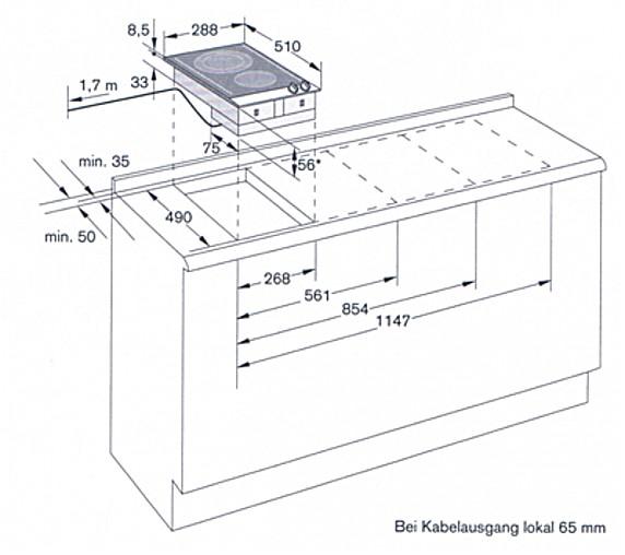 kochfeld vc 230 112 autarkes kochfeld 30 cm breit gaggenau k chenger t von einrichtungsstudio. Black Bedroom Furniture Sets. Home Design Ideas