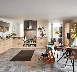 nobilia musterk che ausstellungsk che ausstellungsk che in passau von crea t r. Black Bedroom Furniture Sets. Home Design Ideas