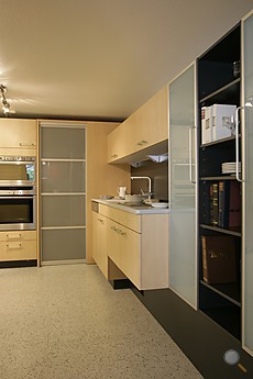 leicht musterk che musterk chen abverkauf ausstellungsk che in kupferzell von volpp. Black Bedroom Furniture Sets. Home Design Ideas